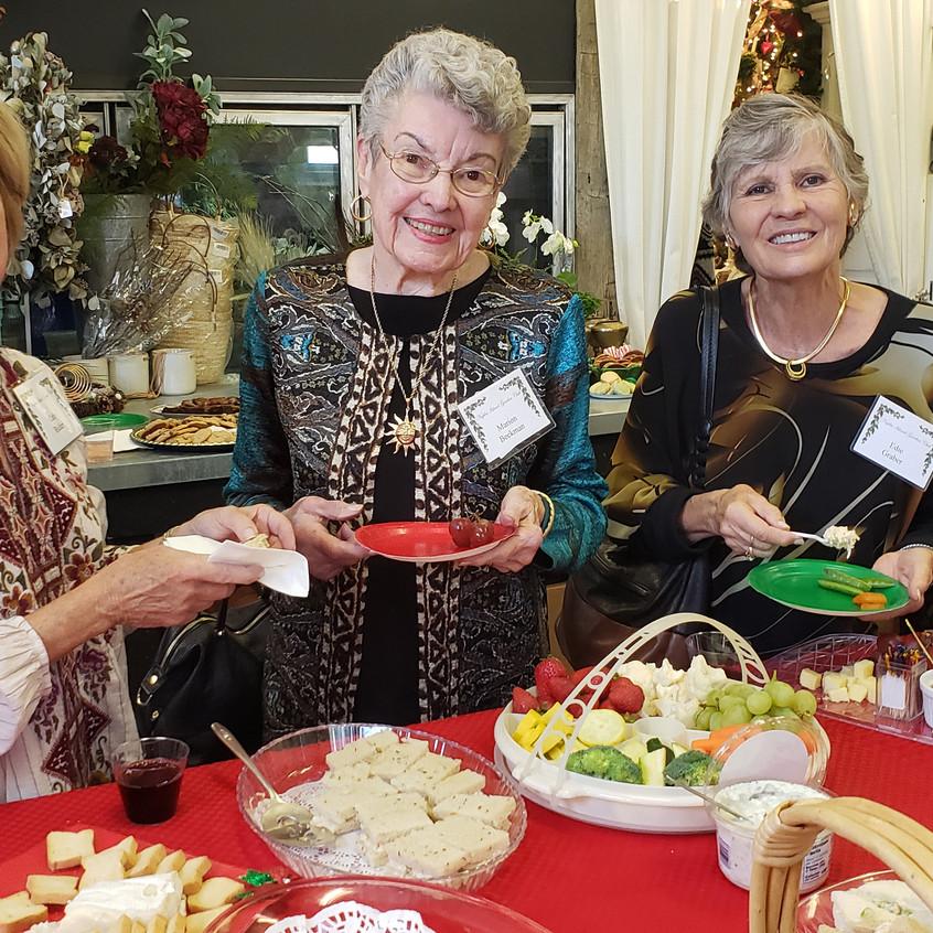 Cathy, Marion, Edie