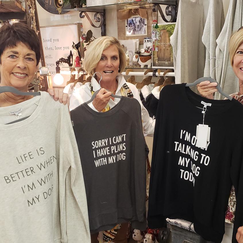 Lynn, Cathy, Ann