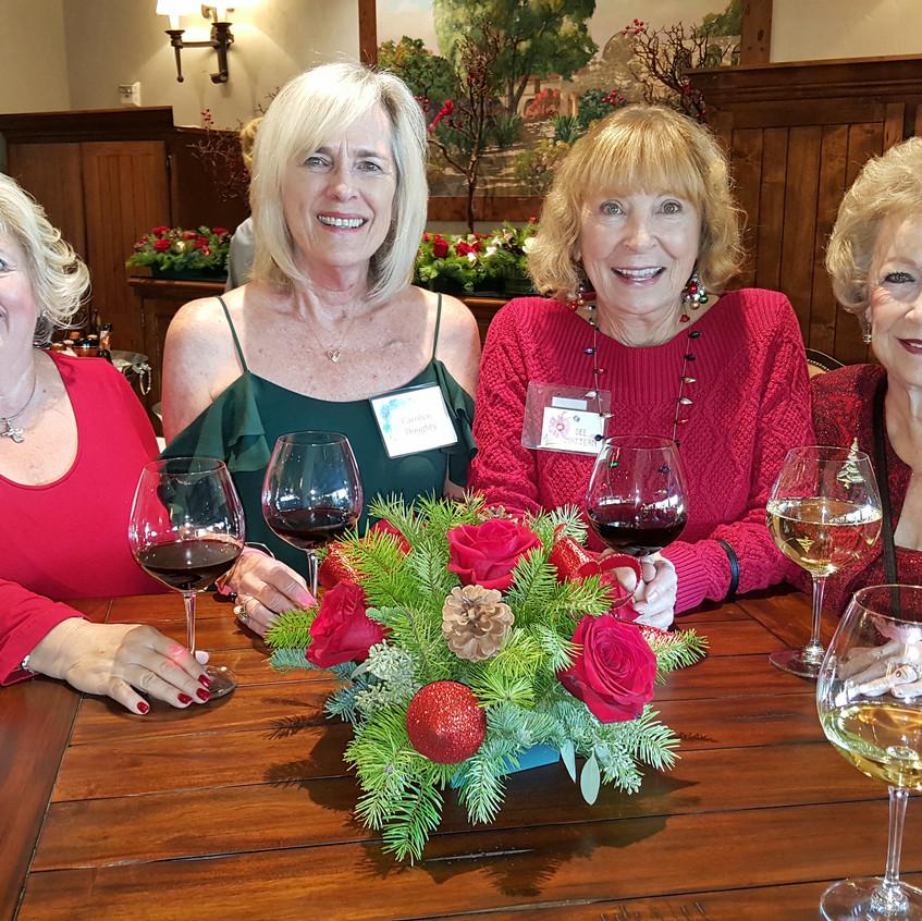 Jeanie, Carolyn, Dee, Sharon