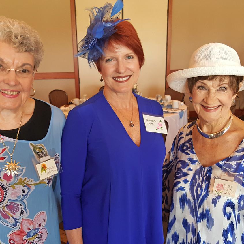 Marion, Debbie, Terri