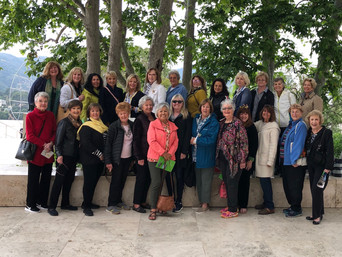 GARDENS AT THE GETTY: NIGC EXCURSION