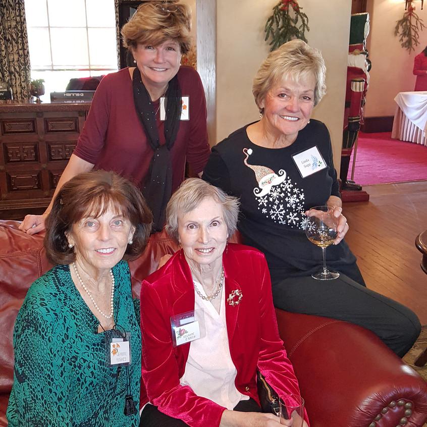 Jeannie, Nancy, Roseann, Linda