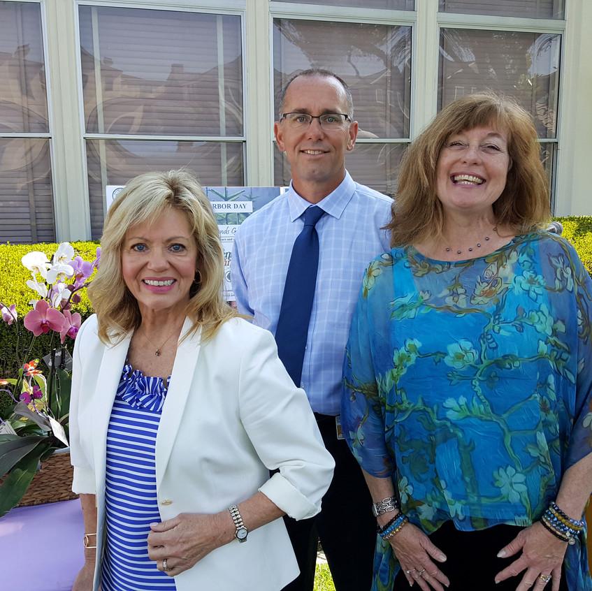 Barbara, Principal, Kristie