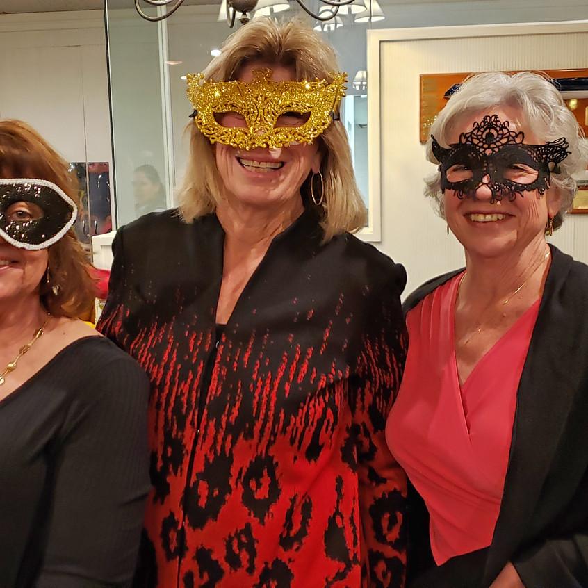 masked Venetians