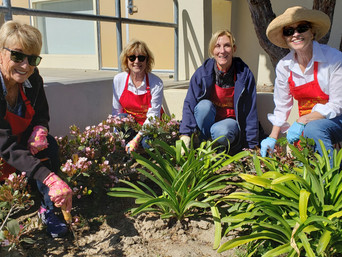 Naples School Cleanup March 2021