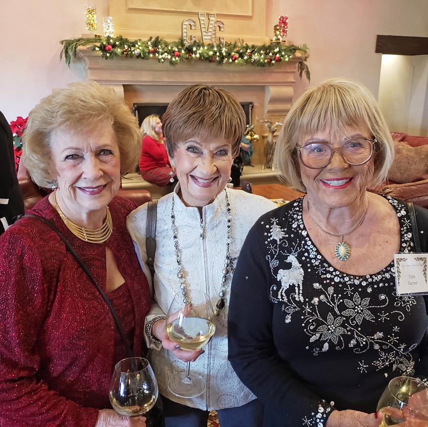 Sharon, Teri, Lynn
