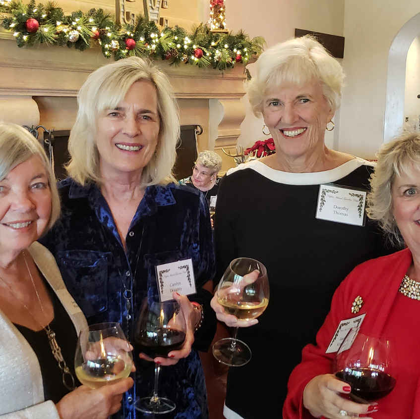 Sandy, Carolyn, Dorothy, Jeanne