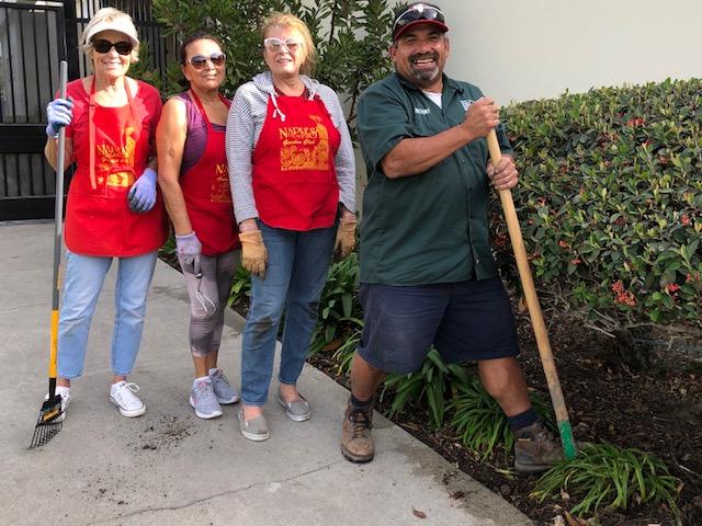 Naples School Cleanup 12.19.2019
