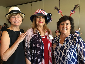 """Celebrate Flag Day the Garden Club Way"""
