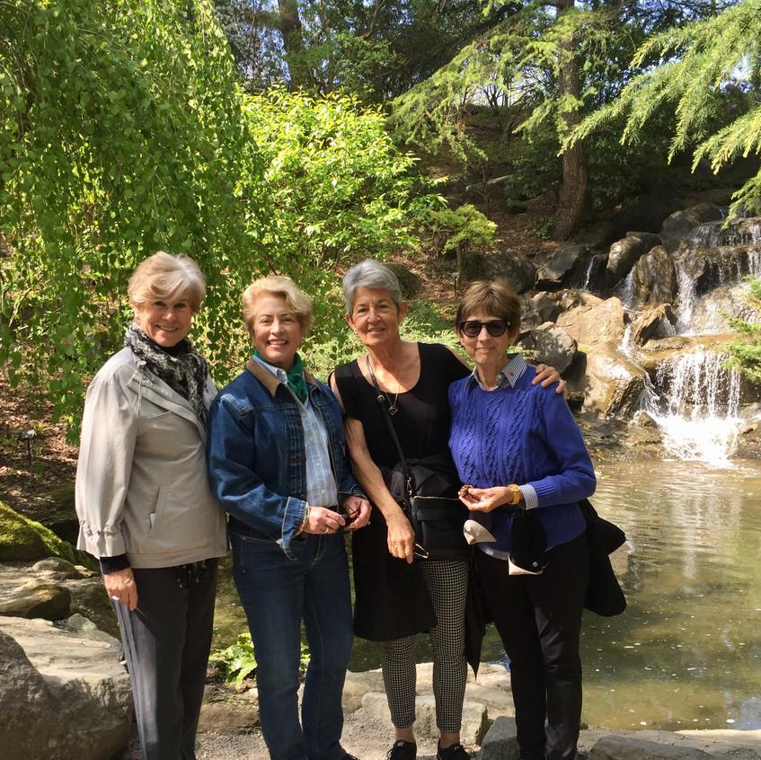 Jap garden group