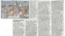 Long Beach Press Telegram Article by Shirley Wild