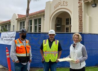 NAPLES SCHOOL CONSTRUCTION