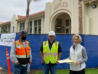 NAPLES SCHOOL CONSTRUCTION