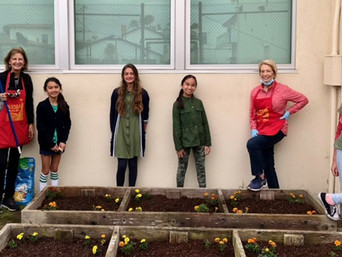 Earth Day at Naples Bayside Academy