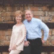 Senior Pastors Terry an Sandra Roberts