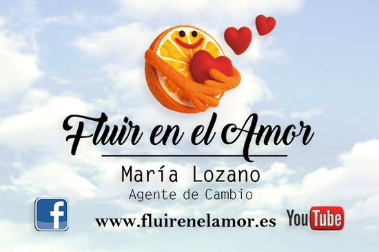 FLUIR EN EL AMOR - DISSENY TARGETA VISITA 2018