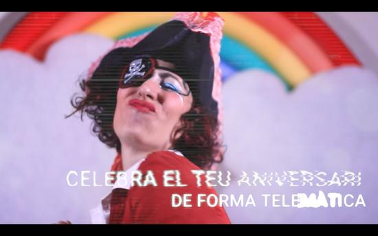 MARIETA VOLTERETA - PROMO TELETREBALL 3