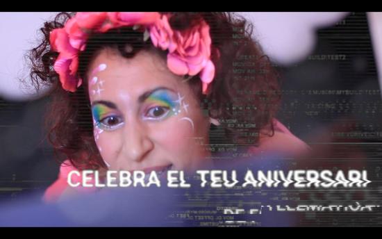 MARIETA VOLTERETA - PROMO TELETREBALL 2
