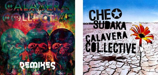 """IMATGE CHE PROJECT WEB CALAVERA COL.LECTIVE - REMIX CHE SUDAKA """"QUIERO MÁS"""""""