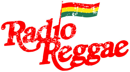 RADIO REGGAE - DISSENY IMATGE LOGOTIP 2019