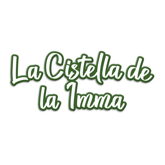 LA CISTELLA DE LA IMMA - DISSENY ISOLOGO