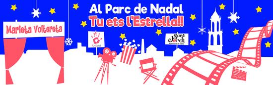 PARC DE NADAL DE REUS - DISSENY LONA PROMOCIONAL PHOTOCALL