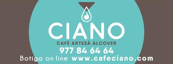 CAFÈ CIANO - IMATGE PUBLICITÀRIA ESTADI