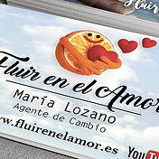 FLUIR EN EL AMOR - TARGETA VISITA 2018