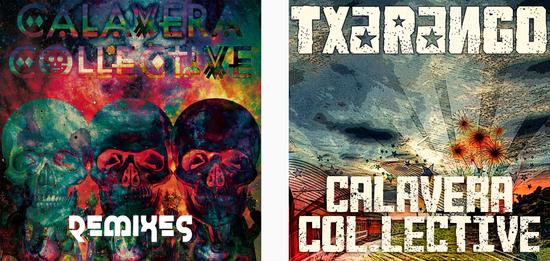 "CALAVERA COL.LECTIVE - REMIX TXARANGO ""AMAGADA PRIMAVERA"""