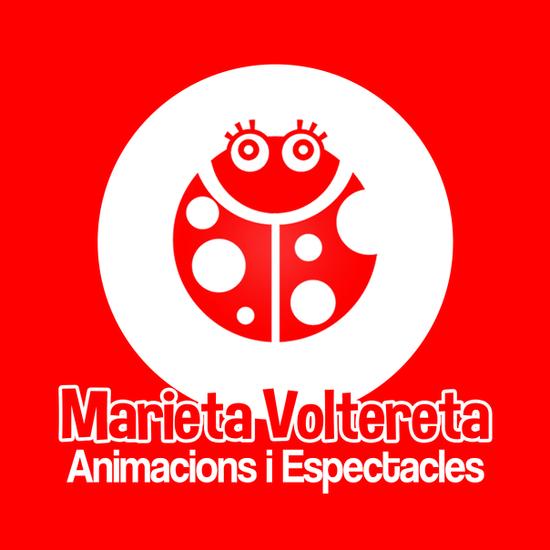 MARIETA VOLTERETA - RESTYLING DISSENY LOGO