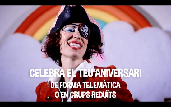 MARIETA VOLTERETA - PROMO TELETREBALL 1