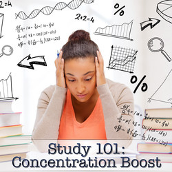 Study 101: Concentration Boost