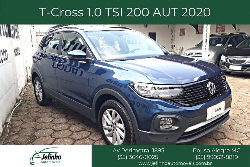 T-CROSS 1.0 TSI 200 AUT. 2020