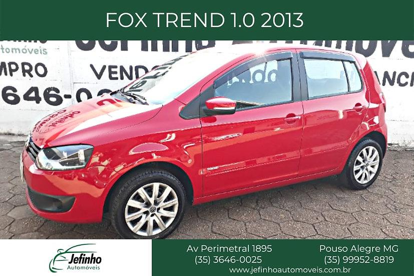 FOX TREND 1.0 2013 COMPLETO