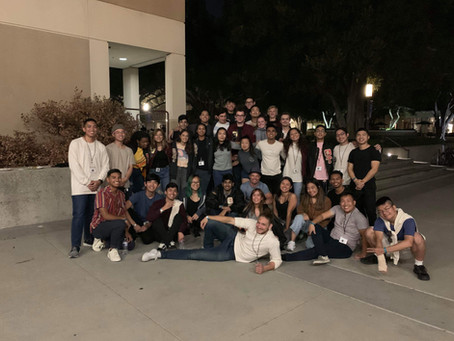 Western Regional Fall 2019  UCI -  Irvine, CA