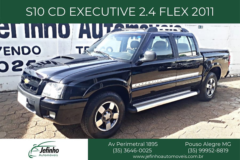 S10 CD EXECUTIVE 2.4 FLEX 2011