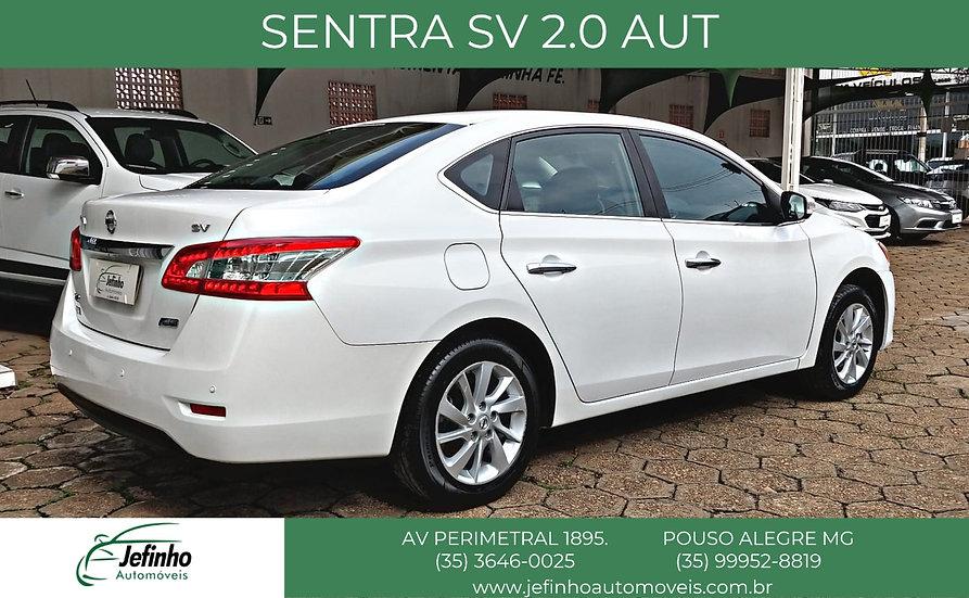 Sentra SV 2.0 FlexStart Aut 2014