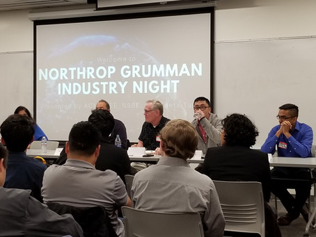 Northrup Grumman Industry Night -  Long Beach, CA