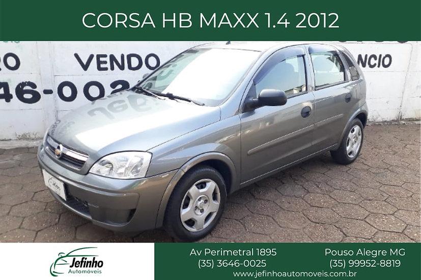 CORSA  HB  MAXX 1.4 2012