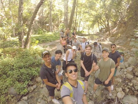 Hermit Falls Hike - Los Angeles, CA