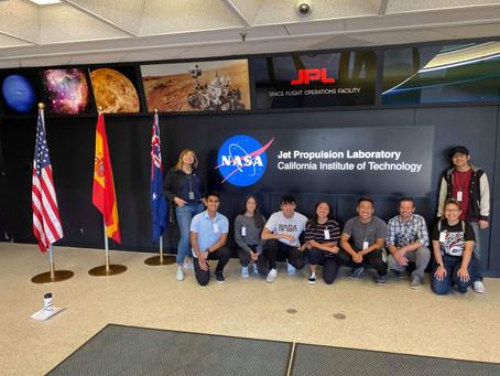 NASA JPL Tour - Pasadena, CA