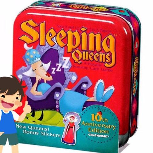Sleeping Queens 10th Anniversary