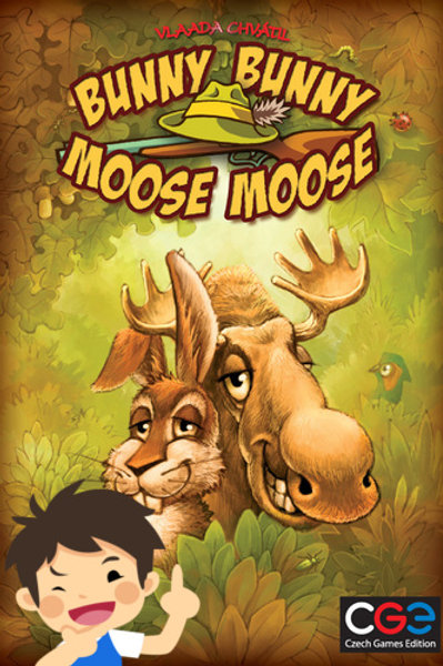 Bunny Bunny Moose Moose