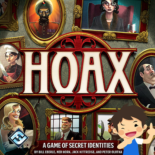 Hoax 2nd Edition