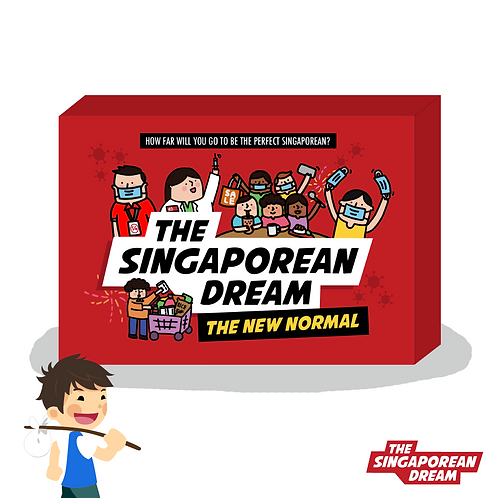 The Singaporean Dream : The New Normal