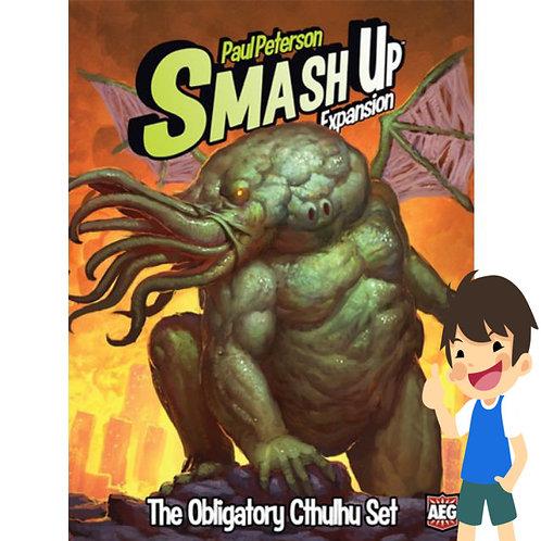 Smash Up Obligatory Cthulhu