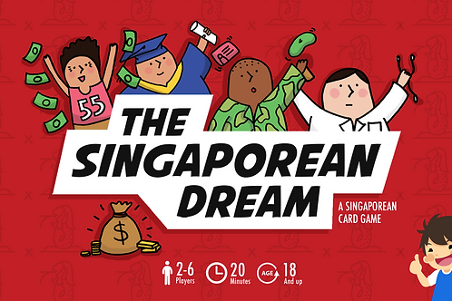 The Singaporean Dream (160 Sets) - Delivery included