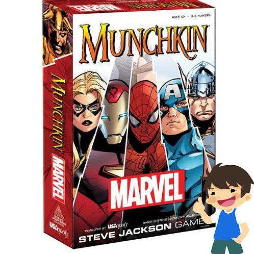 Munchkin Marvel