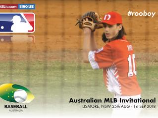 14U Australian MLB Invitational #rooboy