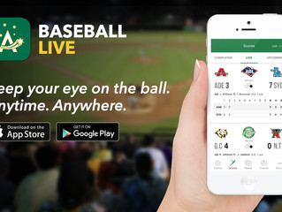 Baseball LIVE - Never miss a HEAT game!